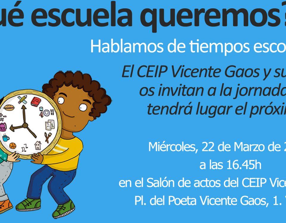 TEMPS ESCOLARS-Vicente Gaos-cast-cabecera