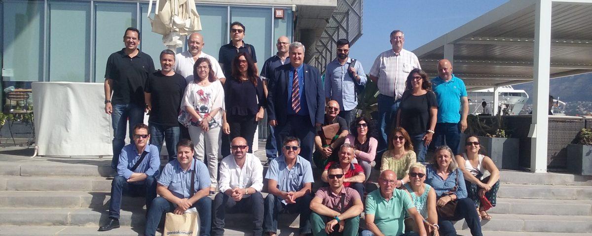 Foto grupo asamblea