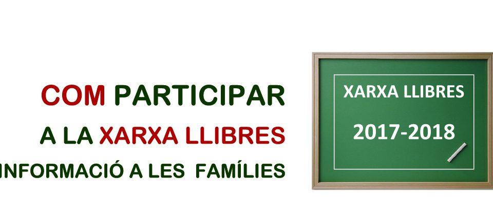 xarxa llibres 2017-18