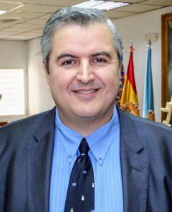 Francisco Pacheco-Presidente Confederación