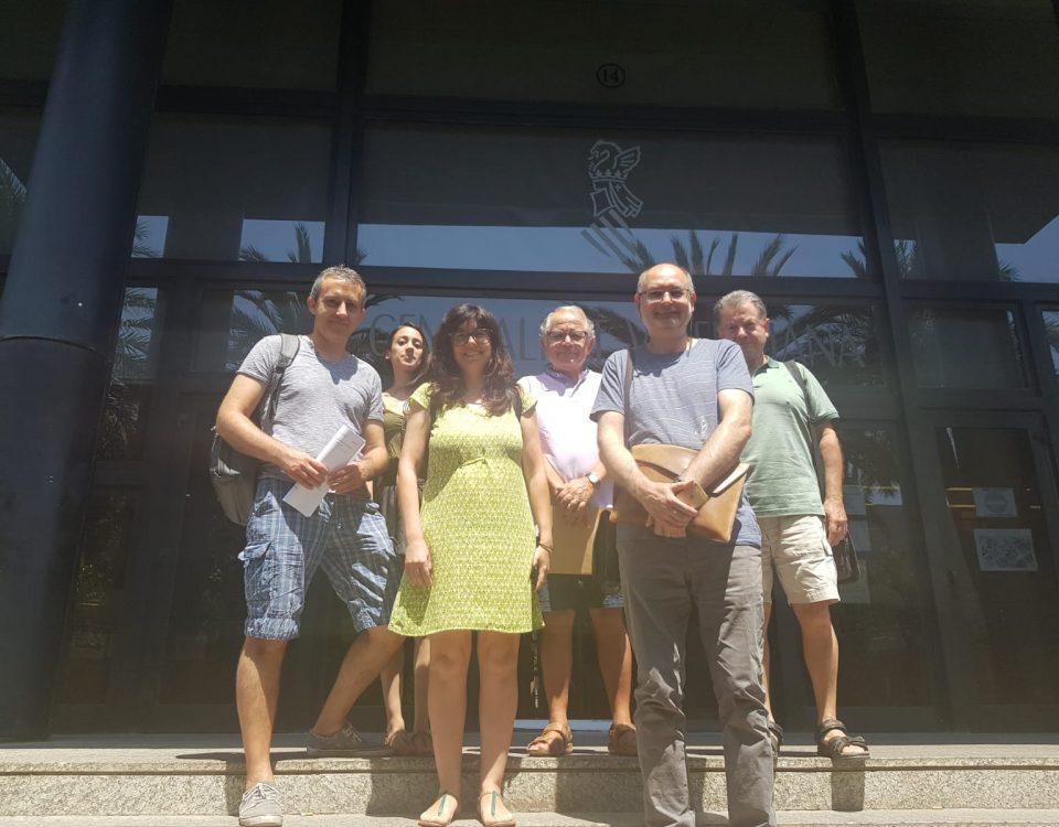 visisita DT Valencia-juliol 2018