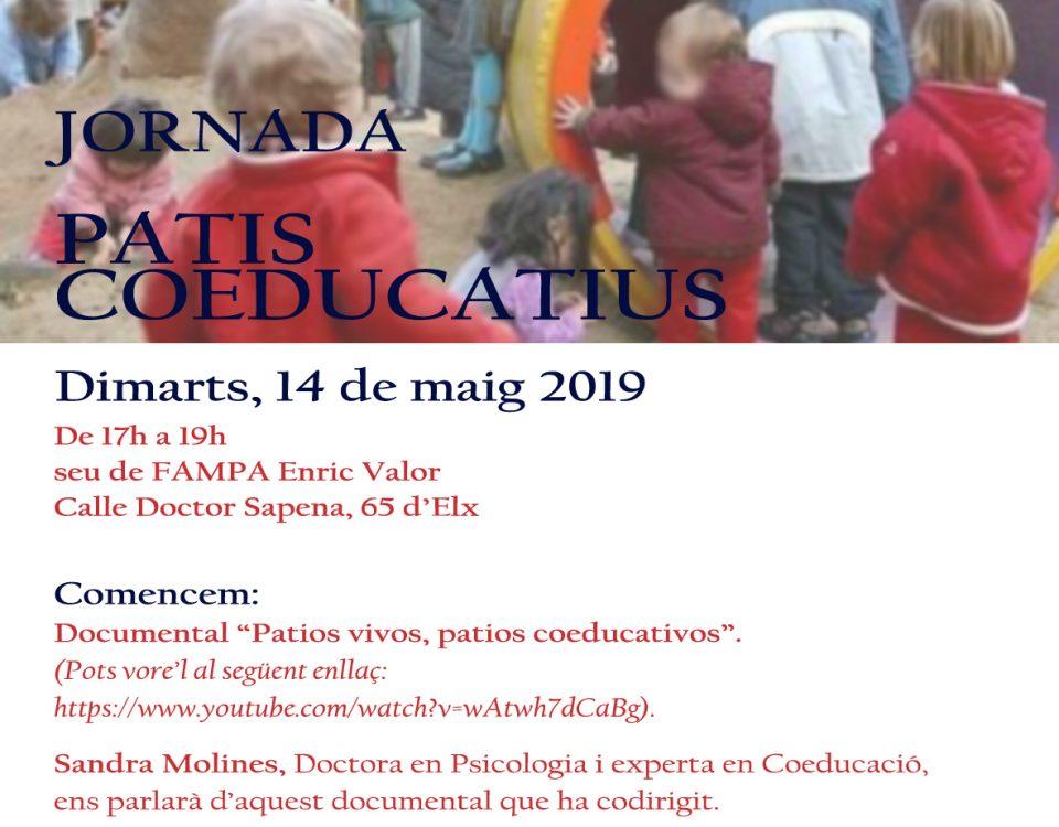patis coeducatius Alacant 2019
