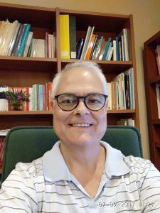 Ferran Martínez, psicòleg.