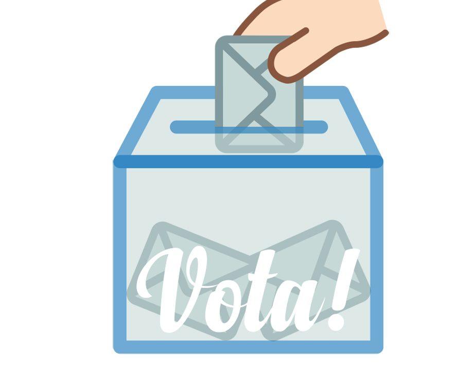 dibujo VOTA
