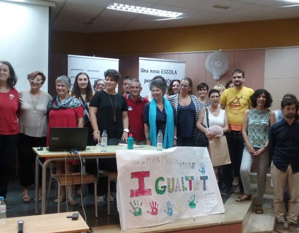 foto jornada igualtat 2017-valencia