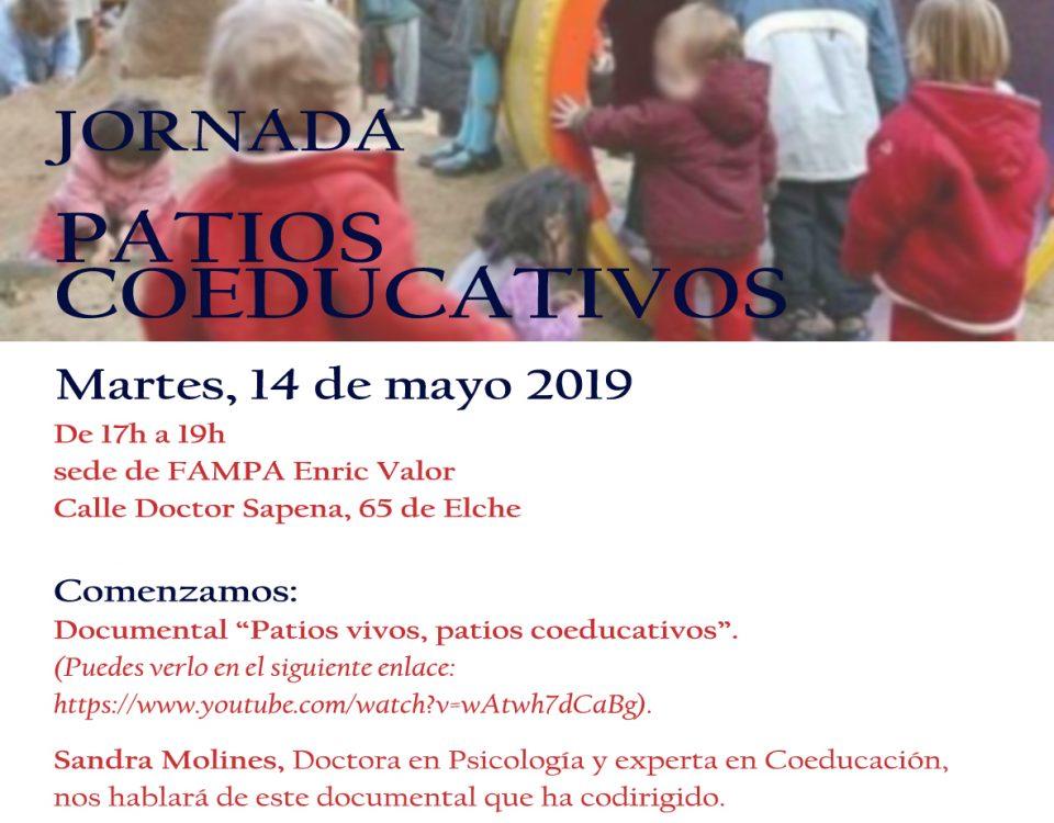 patios coeducativos Alacant 2019