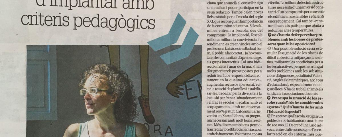 Entrevista Silvia